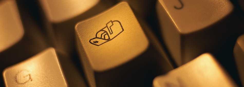 Mail Key on Keyboard